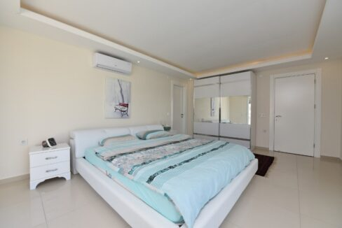 Four Room Duplex For Sale From Owner In Kestel Alanya Turkey