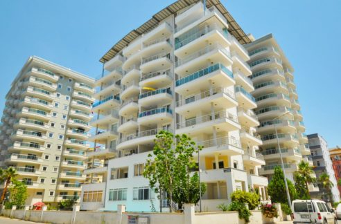 Penthouse Apartment Alanya Conveniently Offer 53,000 Euros-