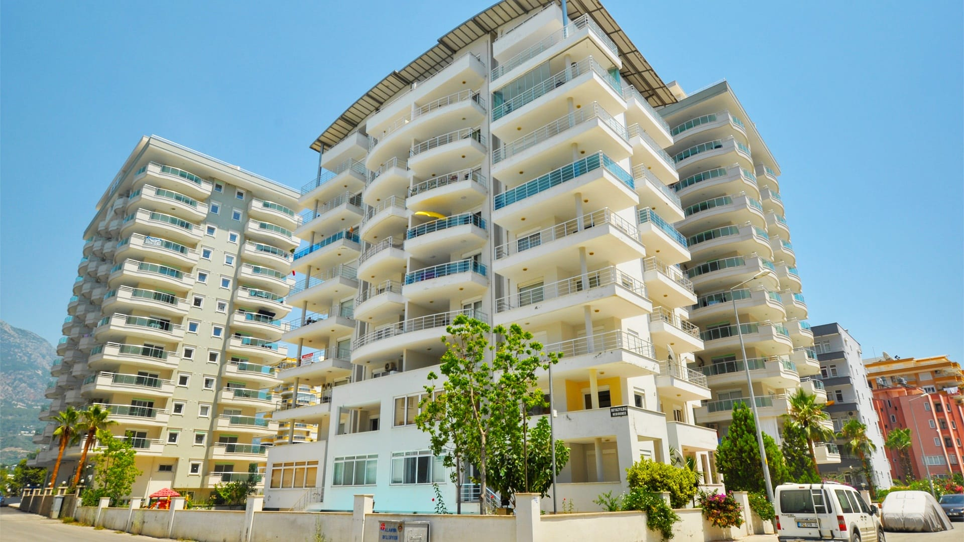 Penthouse Apartment Alanya Cheap in Offer 53000 Euros