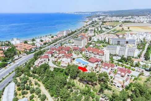 Property Apartment For Sale From Owner In Alanya Turkler