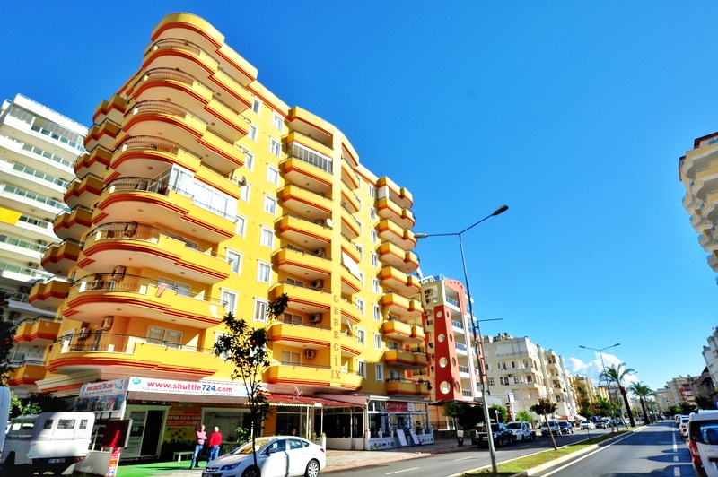 4+1 Penthpuse Apartment in Alanya For Sale