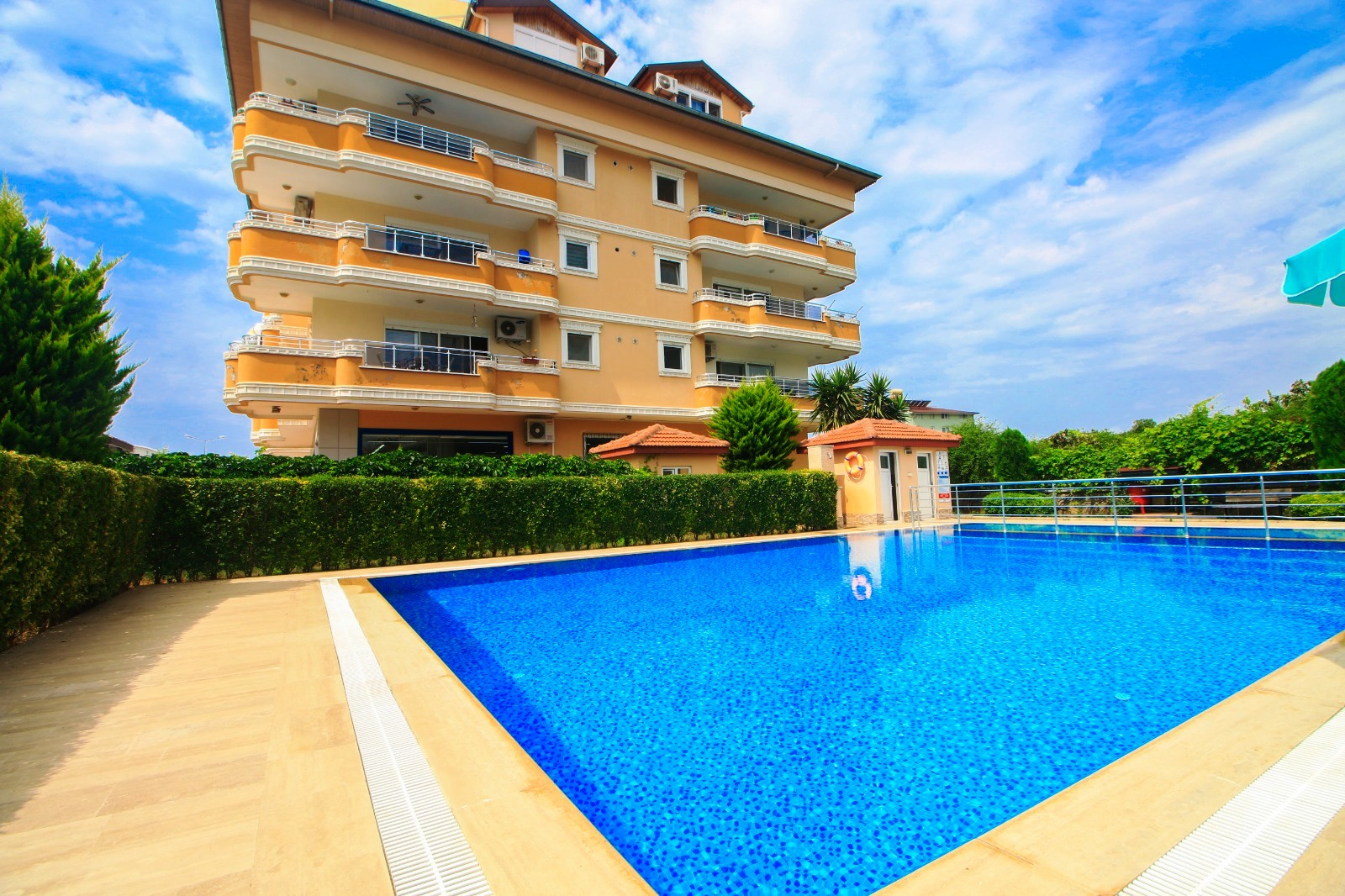 alanya centrum penthouse in oba for sale