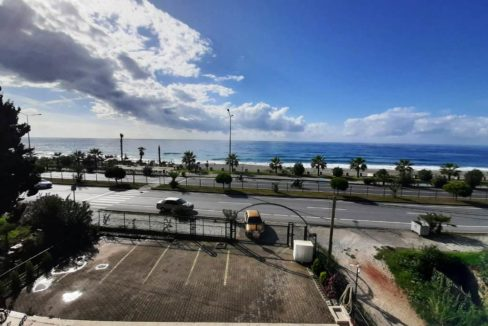 Alanya Kestel Coastal Apartment Flat For Sale