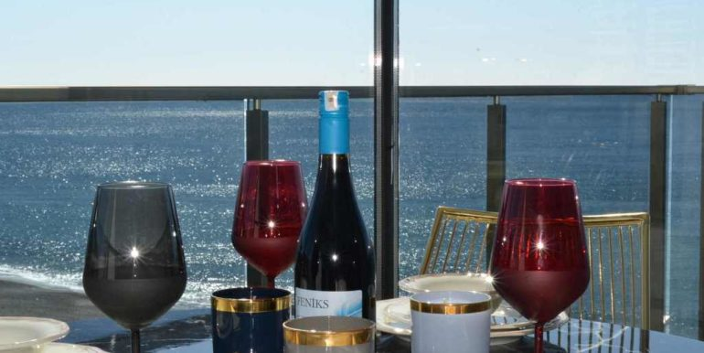 alanya seaview luxury residence apartment for sale