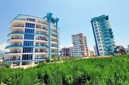 Beachclose new apartment flat in alanya for sale 43500 euro