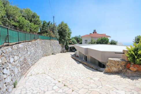 Alanya Luxury Private Villa With Guest Houses For Sale P93