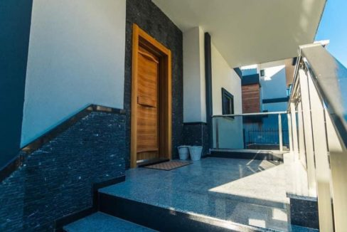 Private Villa Homes with Sea View in Alanya Turkey For Sale
