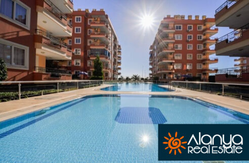Apartment for sale in Alanya Turkey Beach 69900 € -TB12-AR