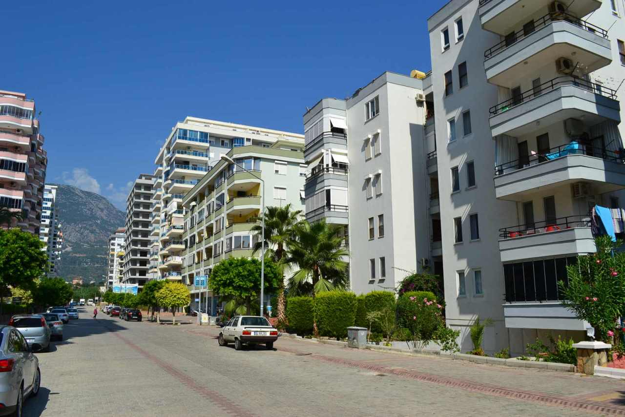 Cheap Apartment for sale in Alanya Turkey 38.000 Euro
