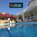 Privat villa till salu i Alanya med privat pool AR-MD29