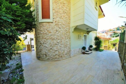 Privat villa hem till salu i Alanya Center-MD29-AR