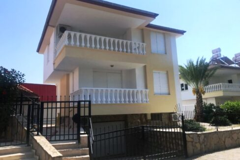Private Villa Home for sale in Alanya Oba -8250-AR