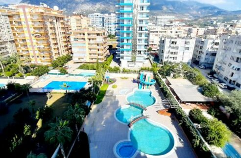 Coastal Property For Sale In Mahmutlar Alanya