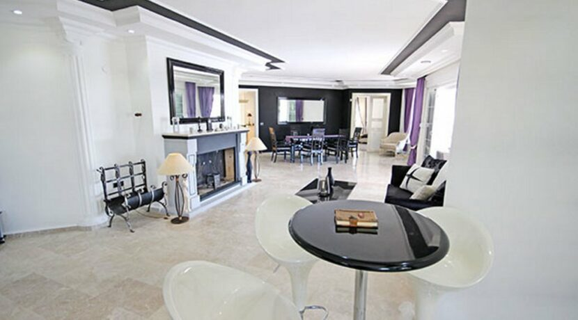 Luxury Private Villa For Sale Direct From Owner In Alanya Mahmutlar