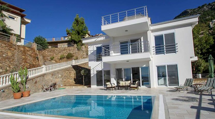 Private Villa property for sale in Alanya from owner