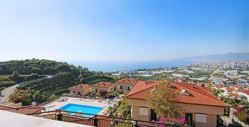 Property apartment for sale from owner in Alanya Kargicak