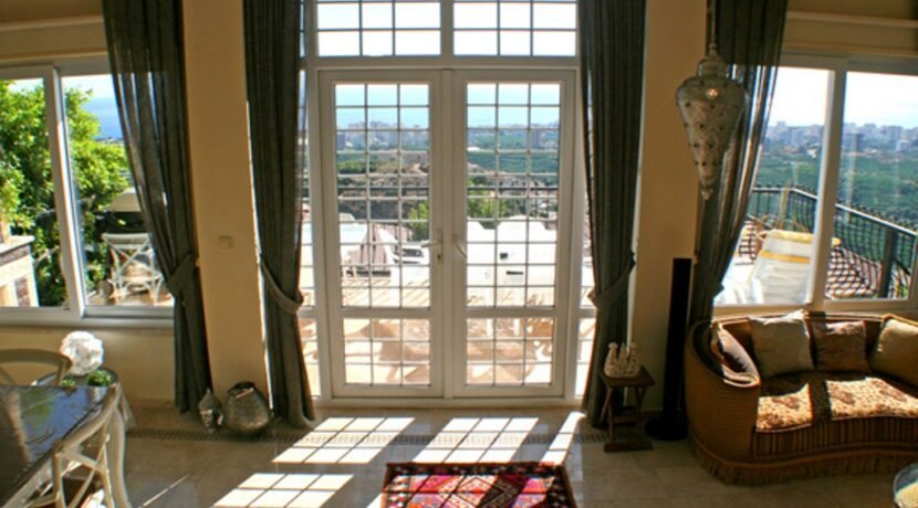 Alanya Kargicak Cheap Private Villa For Sale From Owner