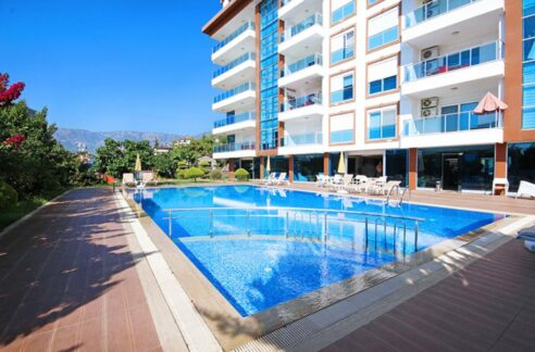 Alanya Kargicak Coastal Penthouse Apartment For Sale From Owner
