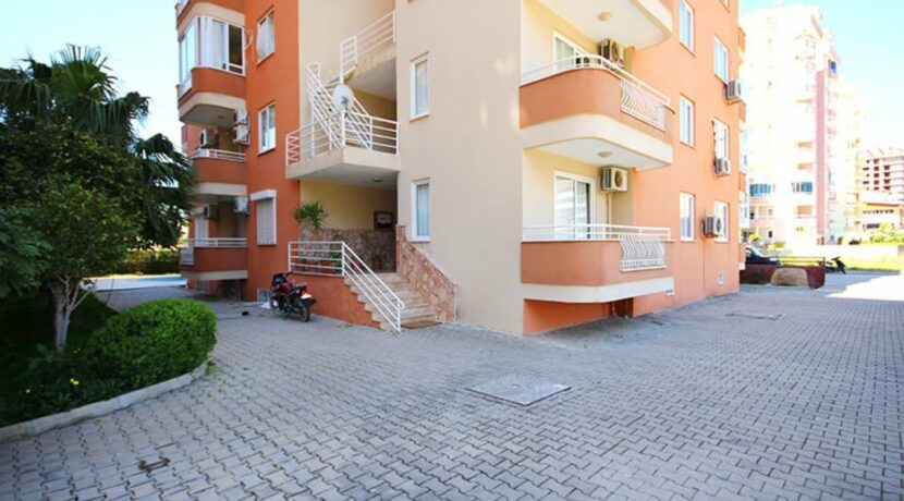 Cheap Apartment For Sale In Alanya Mahmutlar