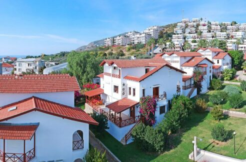Cheap Villa For Sale From Owner In Alanya Demirtas