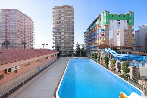 Coastal Penthouse Property For Sale From Owner Turkey Alanya Mahmutlar