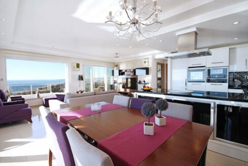 Luxurious Duplex For Sale From Owner In Alanya Konakli
