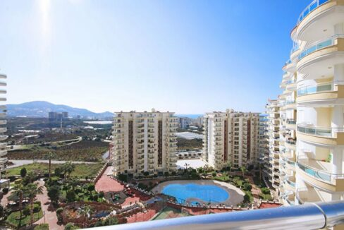 Luxurious Property Apartment For Sale In Mahmutlar Alanya