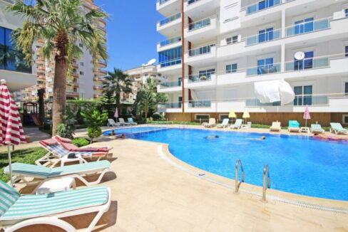 Luxury Penthouse Apartment For Sale In Mahmutlar Alanya Turkey