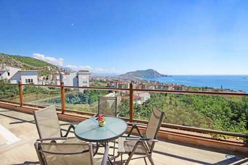Private Villa For Sale From Owner In Dinek Alanya Turkey