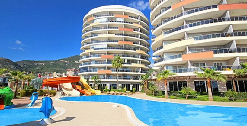 Property Apartment For Sale From Owner in Alanya Cikcilli