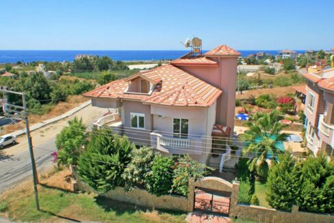 Villa For Sale From Owner In Alanya Demirtas
