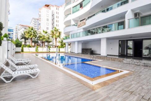 2 Room Apartment Flat For Sale In Mahmutlar Alanya