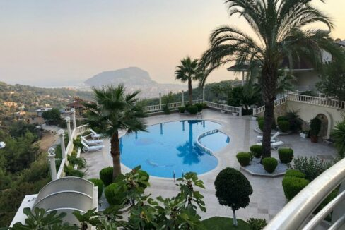 Alanya Duplex Home For Sale From Owner