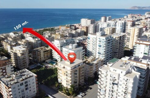 Alanya Mahmutlar Cheap Property Apartment For Sale From Owner