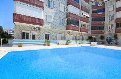 Apartment Flat For Sale In Alanya Oba
