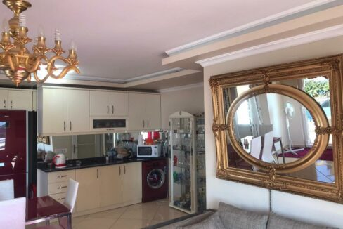 Cheap Apartment For Sale From Owner In Alanya Mahmutlar