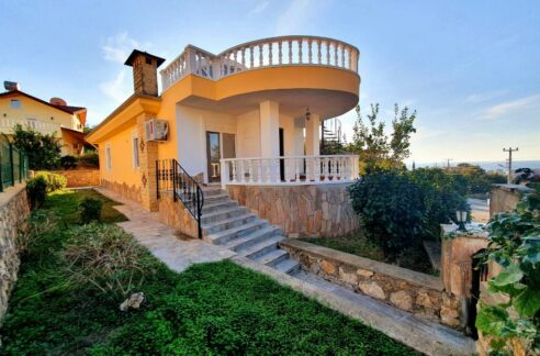 Cheapest Villa For Sale In Alanya Kargicak
