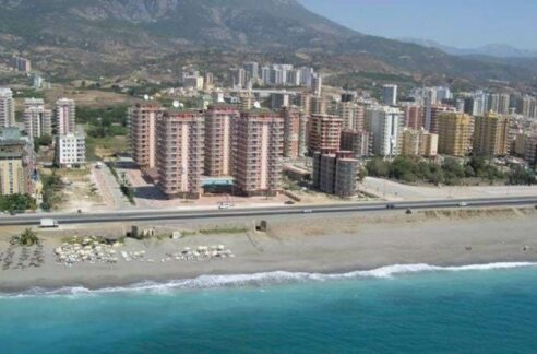 Coastal Property Apartment For Sale In Mahmutlar Alanya