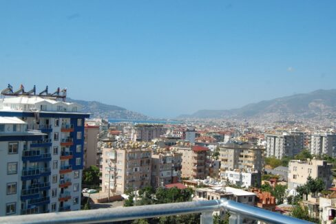 Duplex Real Estate For Sale From Owner In Tosmur Alanya