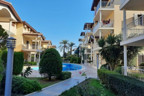 Duplex Villa Home For Sale From Owner In Side Antalya