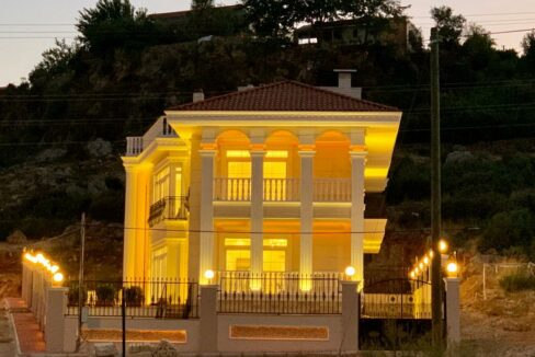 Exclusive 4 Storey Mansion For Sale In The Heart Of Antalya