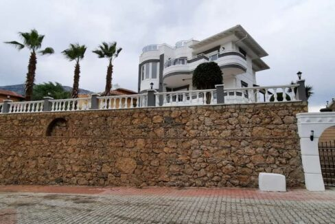 Exclusive Private Villa For Sale From Owner In Alanya Mahmutlar
