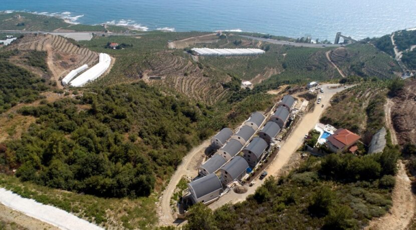 Luxury Villa Homes For Sale Suitable For Turkish Citizenship