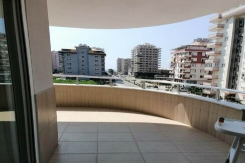 Mahmutlar Alanya 4 Room City Apartment For Sale