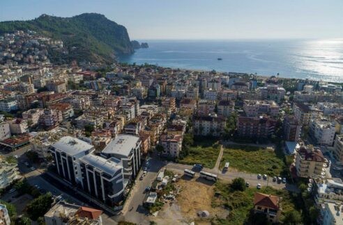 New Apartments With Smart Home Technology For Sale In Cleopatra Alanya