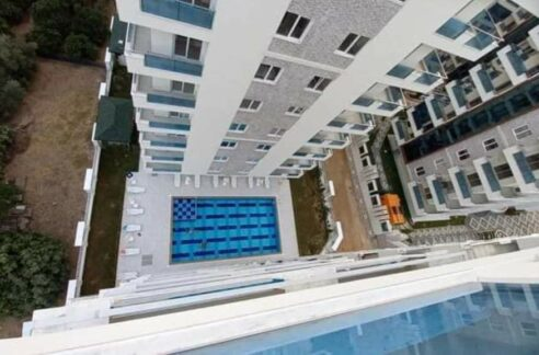 New Duplex Apartment For Sale In Alanya Mahmutlar