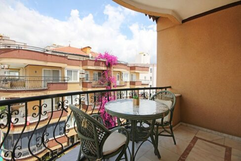 Penthouse Duplex For Sale From Owner In Oba Alanya