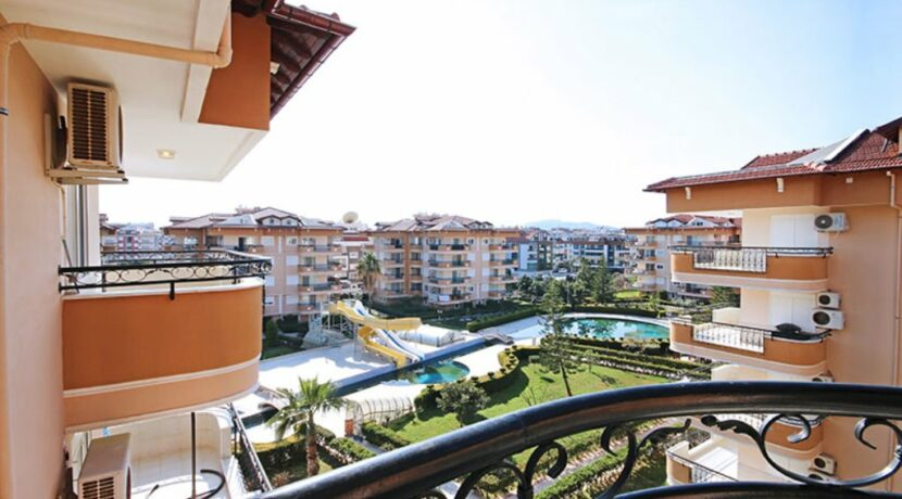 Penthouse Property For Sale From Owner In Oba Alanya