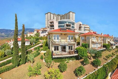 Private Villa For Sale From Owner In Alanya Kargicak