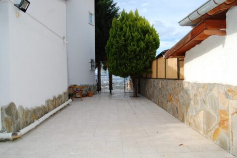 Sea View Private Villa For Sale In Alanya Kargicak